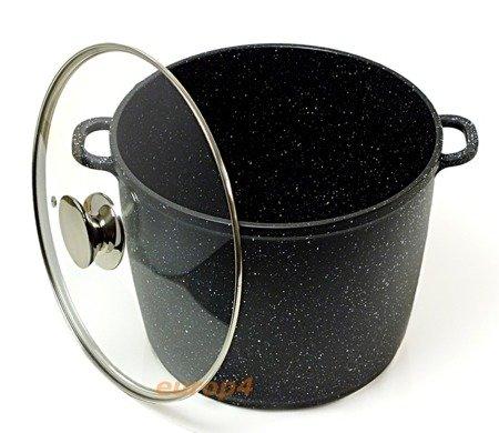 Brytfanna Frico FR 1171 6,5 litra Głęboki Marmur kociołek indukcja pokrywka