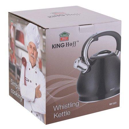 Czajnik KingHoff KH 1221 3.4L z gwizdkiem