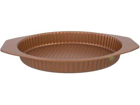 Forma Klausberg KB 7373 blacha okrągła do pieczenia tarty ciasta