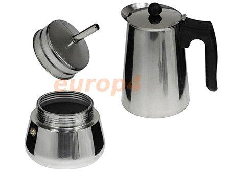 Kawiarka Edenberg EB 1805 kafetiera 3 ZAPARZACZ 150 ml do kawy