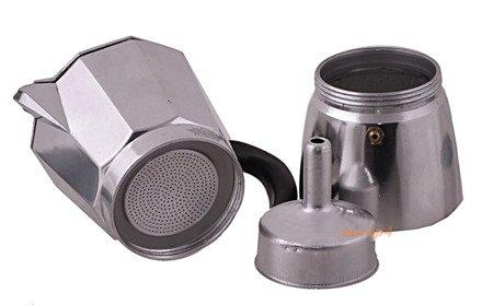 Kawiarka Peterhof PH 12530 -3 150 ml kafetiera ZAPARZACZ do kawy