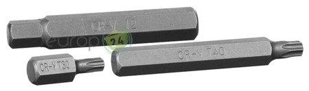 Klucze Onex OX 751 Torx Hex Spline Bit Zestaw kluczy 40 Elementów