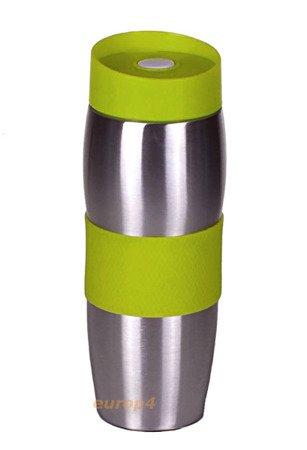 Kubek termiczny Edenberg EB 621 380ml termos pojemnik bidon zielony