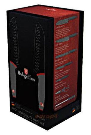 Noże Berlinger Haus BH 2120 kuchenne stalowe zestaw