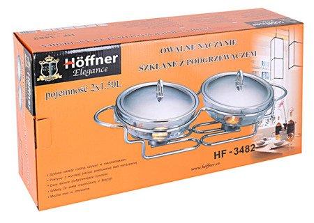 PODGRZEWACZ Hoffner HF 3482 Do Potraw Naczynie Żaroodporne