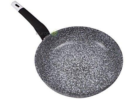 Patelnia Edenberg EB 4124 Indukcyjna 24 cm powłoka granitowa