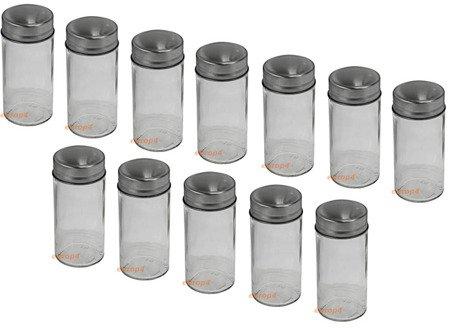 Pojemniki Edenberg EB 4026 stojak na przyprawy pieprz sól SOLNICZKA