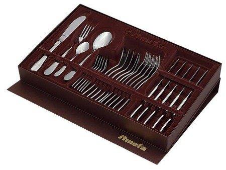 Sztućce Amefa Chopin 8420 zestaw 24 elem dla 6 osób w pudełku