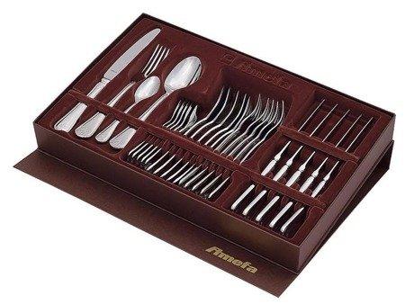 Sztućce obiadowe Amefa Duke 5280 24 elem w pudełku