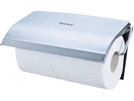 Uchwyt Klausberg KB 7088 wieszak łazienki na ręcznik papierowe