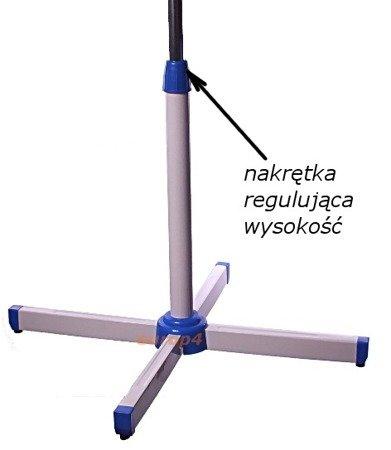 Wentylator stojący podłogowy Sapir SP 1760 BM wiatrak biurkowy