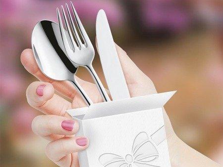 Widelec stołowy do restauracji Palmon 8410 Amefa 1 szt na wesela